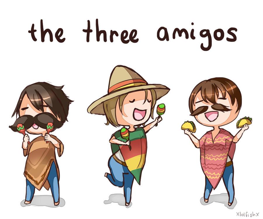 Three Amigos Logo | www.pixshark.com - Images Galleries ...