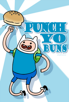 PUNCH YO BUNS