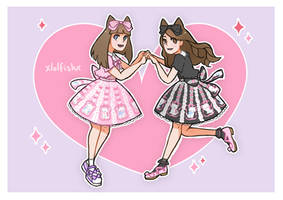 Vanilla Chan Twins