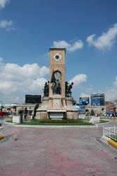 Taksim Meydan - Taksim Square by datacan