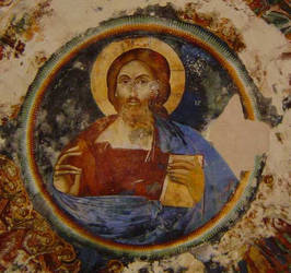 Jesus is watching us too by datacan