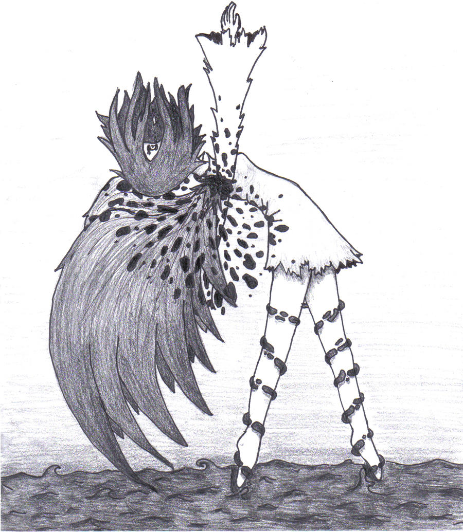 Drawing 2-13-11 by AzeeraTheNinja