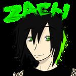 Commission: Zach