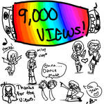9000 Views Party
