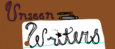 Unseen-Writers Icon by AzeeraTheNinja
