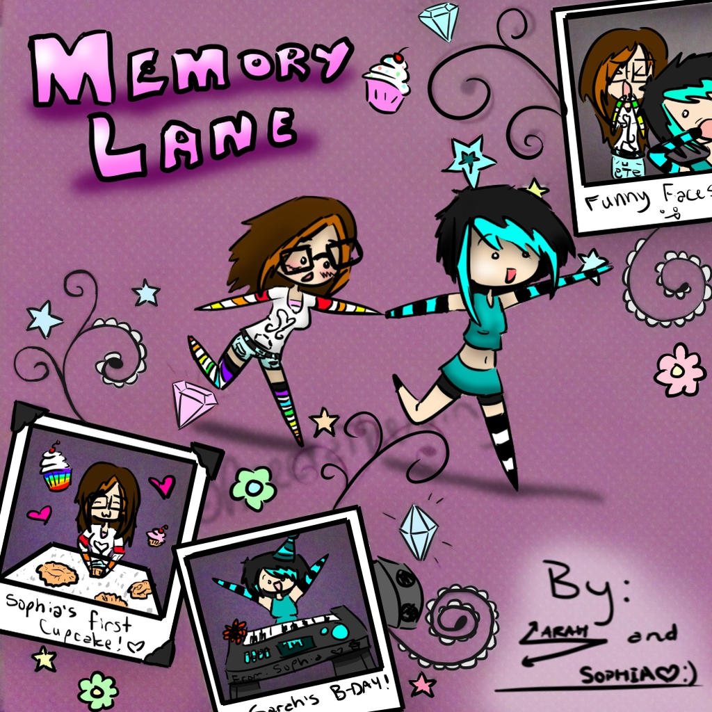 Memory Lane by AzeeraTheNinja