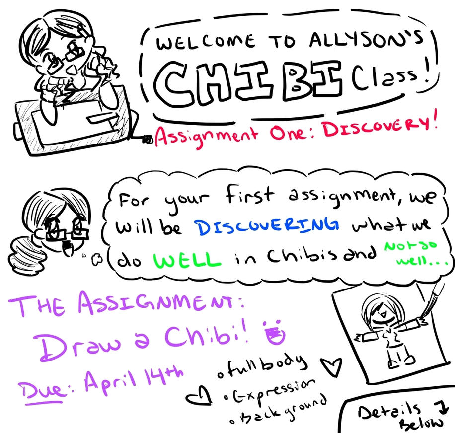 Chibi Lesson 1: Discovery by AzeeraTheNinja