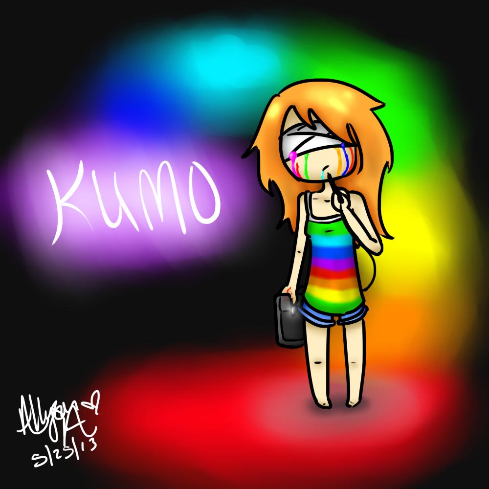 Commission: KumoSama's Persona