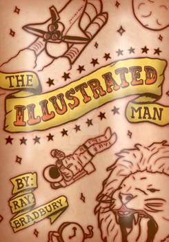 Fall 2015: Book Type: The Illustrated Man
