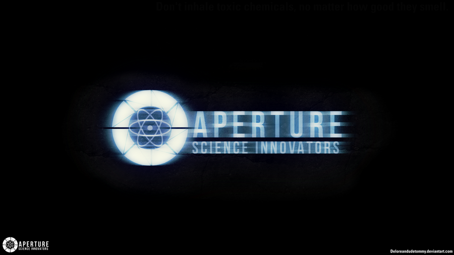 wallpaper aperture science innovators - photo #22
