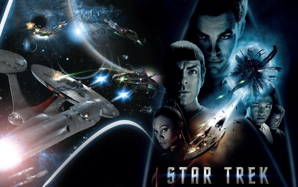 Star Trek 2009 wallpapers by rehsup