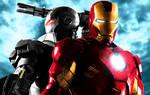 Iron Man 2 War