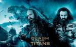 Clash of the Titans Blue