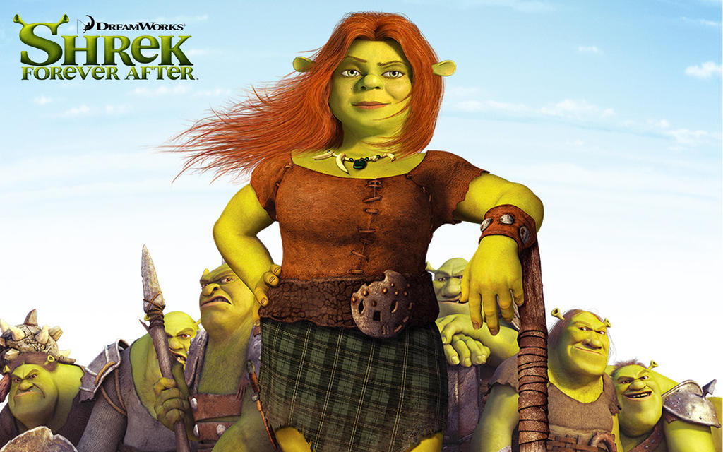 Shrek Forever After Resistance By Rehsup