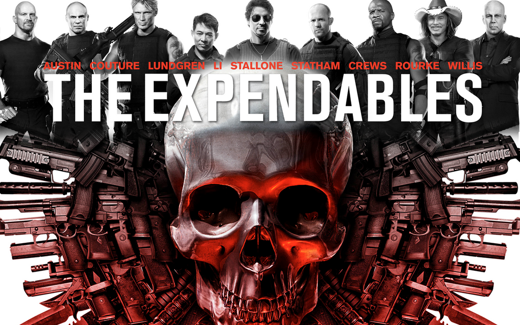The Expendables Team by rehsup on DeviantArt