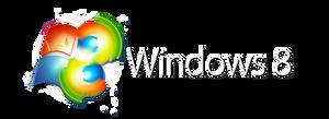 Windows 8 v.2 Clear PNG