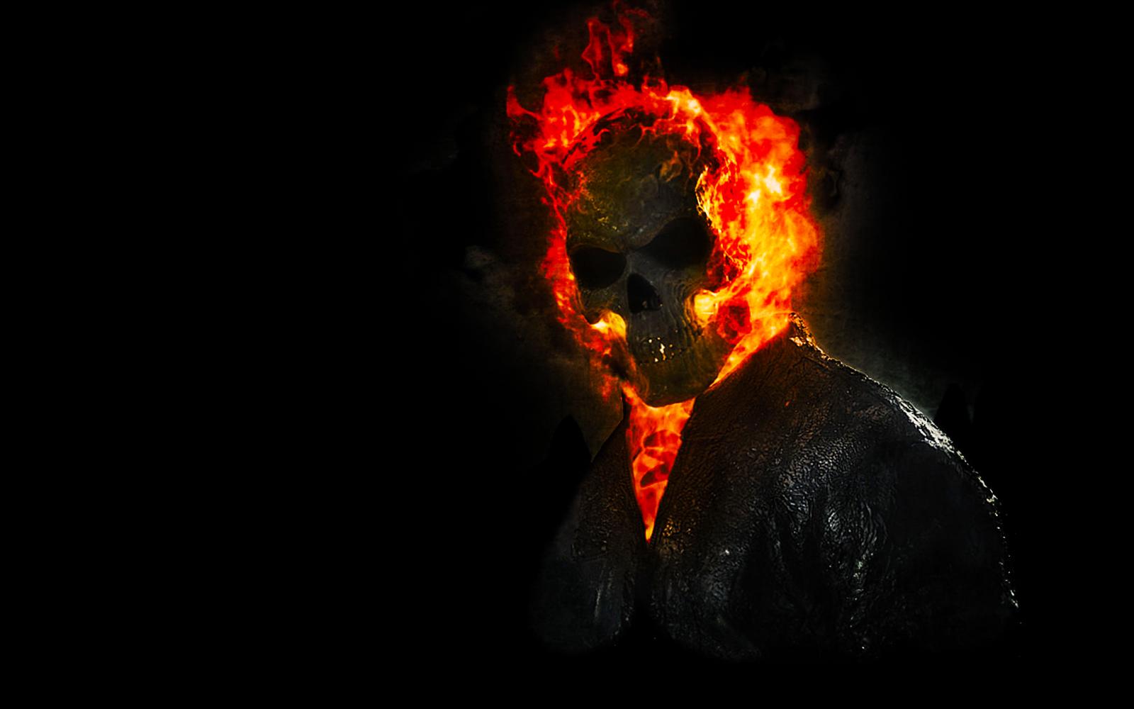 Ghost Rider Spirit Of Vengeance Wallpaper 3d