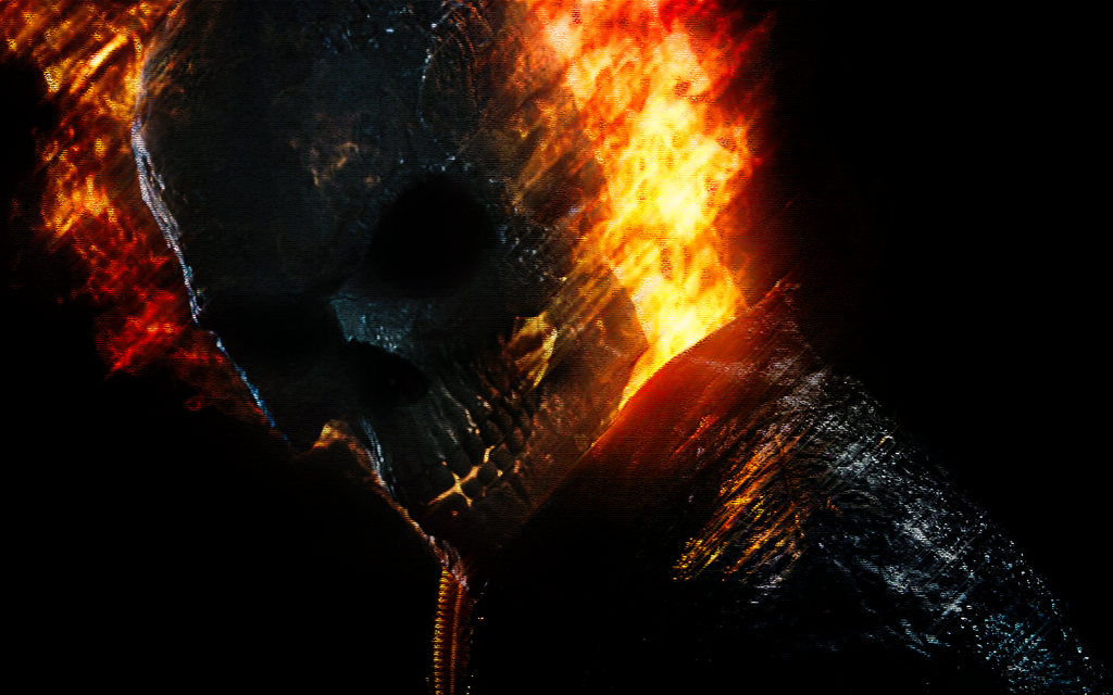 Ghost Rider Spirit Of Vengeance By Rehsup On DeviantArt 2 Wallpaper 3d