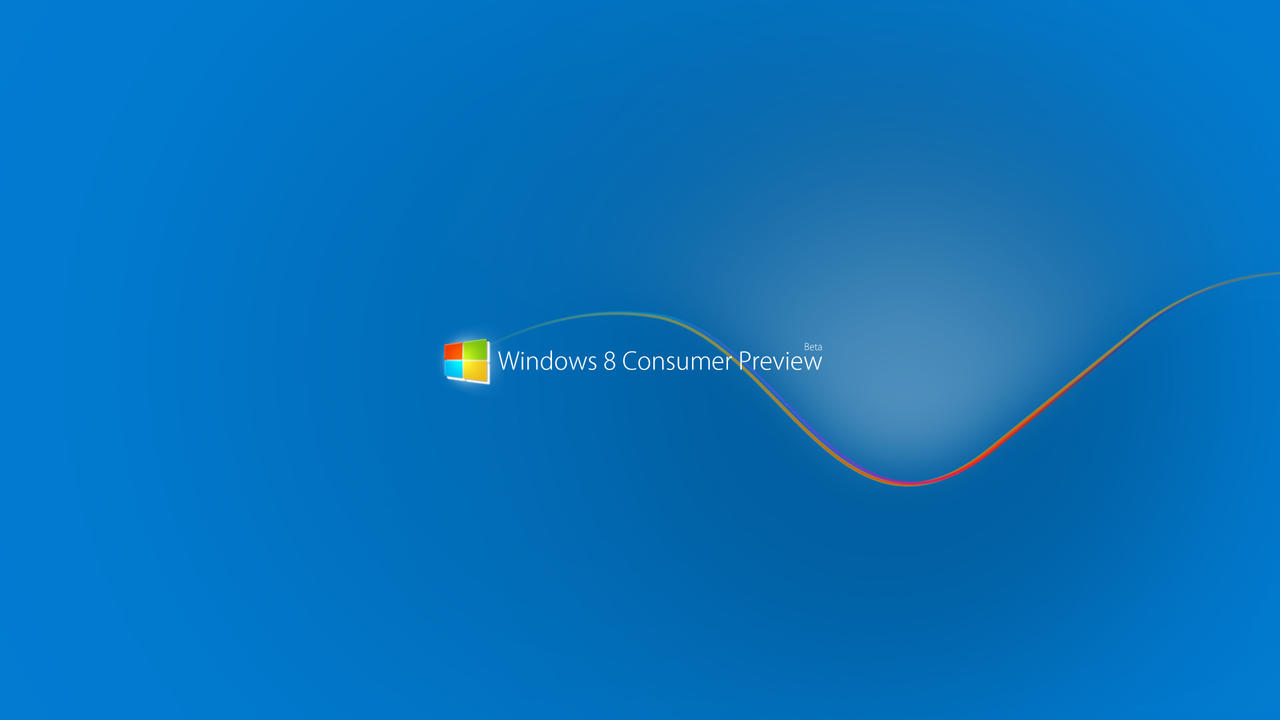 Windows 8 CP Beta by rehsup