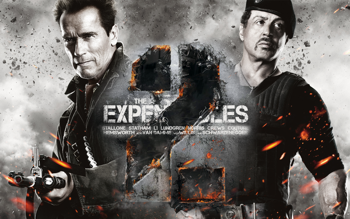 the expendables 2rehsup on deviantart