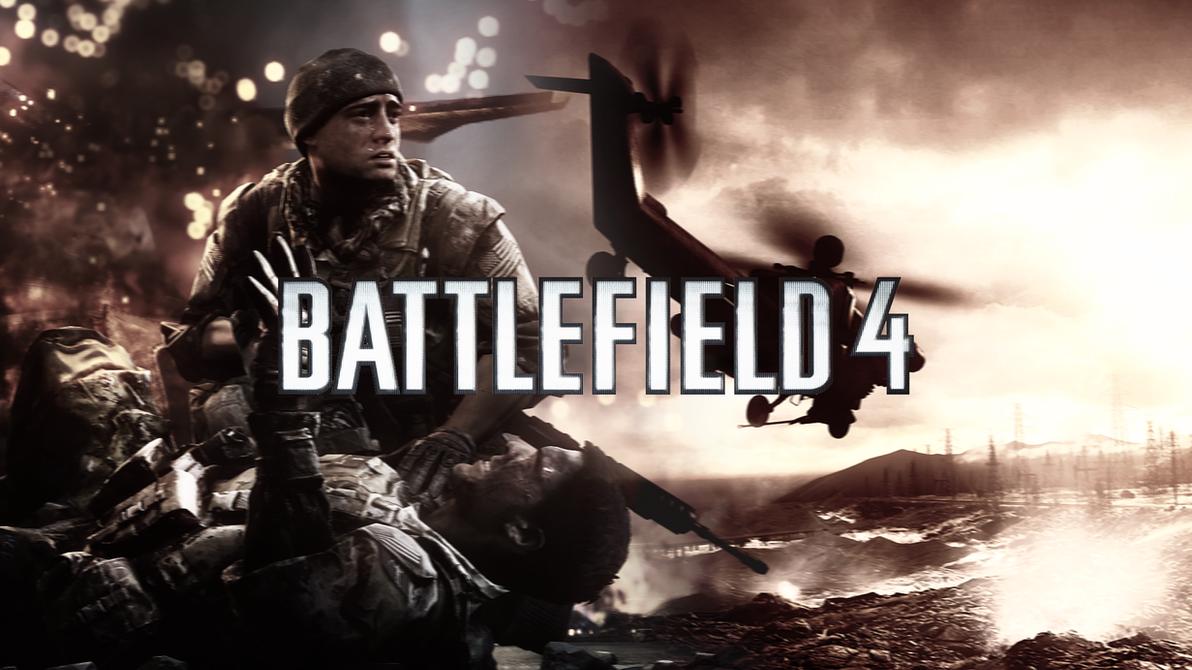 Battlefield 4 by rehsup