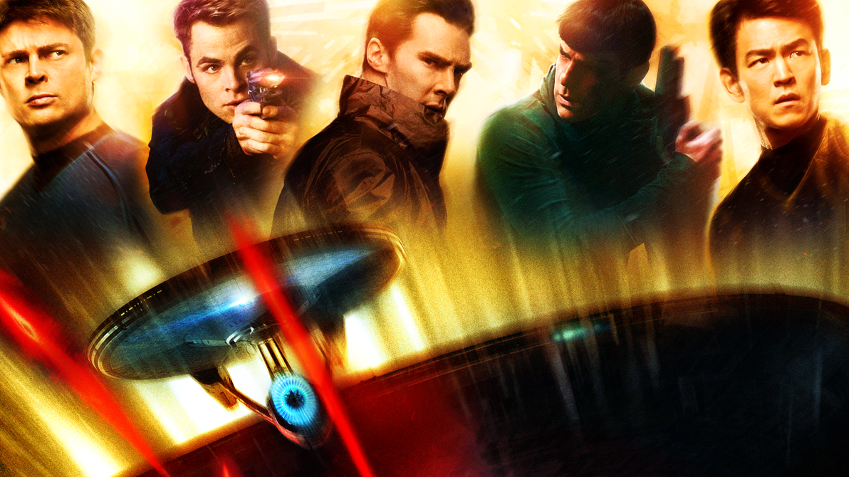 Star Trek Into Darkness by rehsup