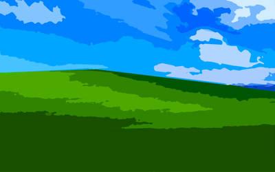 Luna Flat for Windows 10