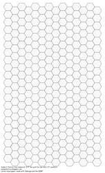 Legal Size hex sheet by SudsySutherland
