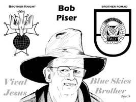 Blue Skies Brother Bob Piser 20FEB13
