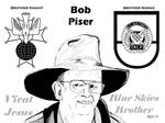 Blue Skies Brother Bob Piser 20FEB13 by SudsySutherland