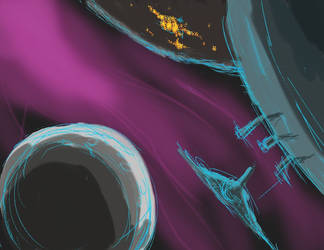 Spacey Sketch 08OCT15 by SudsySutherland