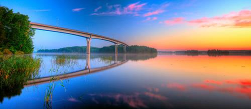 sunrise by Timosetae