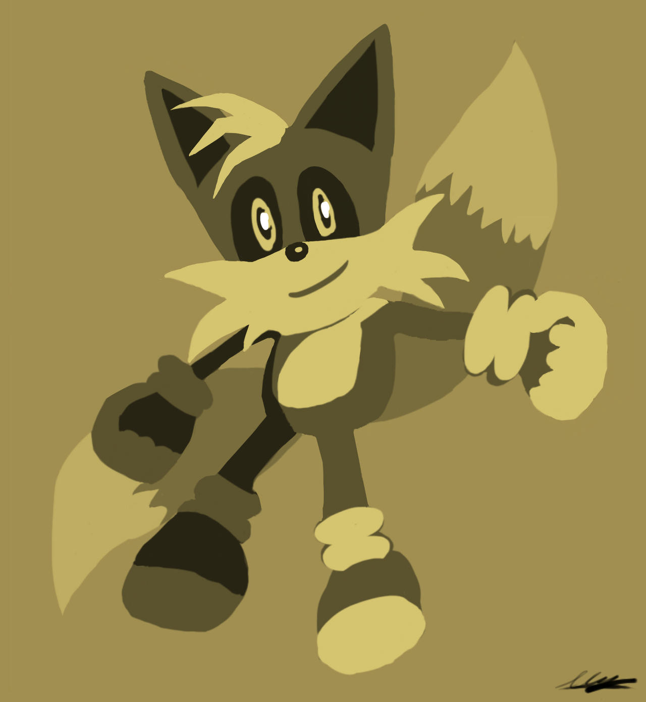 Simple Lil' Tails by Adam-Clowery