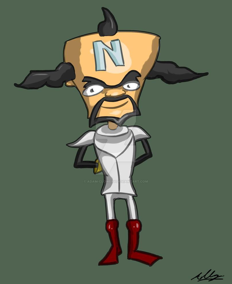 Dr Neo Cortex by Adam-Clowery