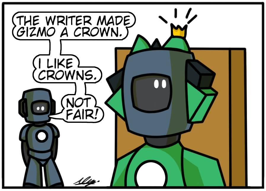 Crown Jealousy by Adam-Clowery
