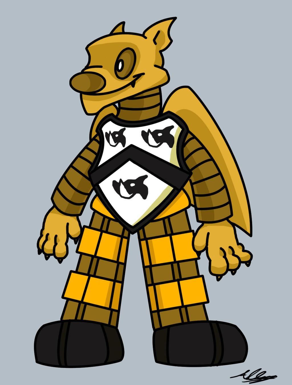 Grimsby Griffinbot by Adam-Clowery