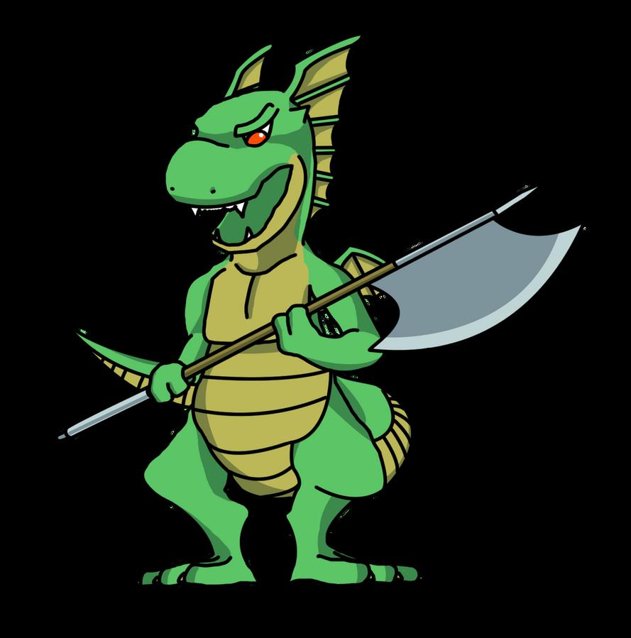 Hackzilla The Axoraptor by Adam-Clowery