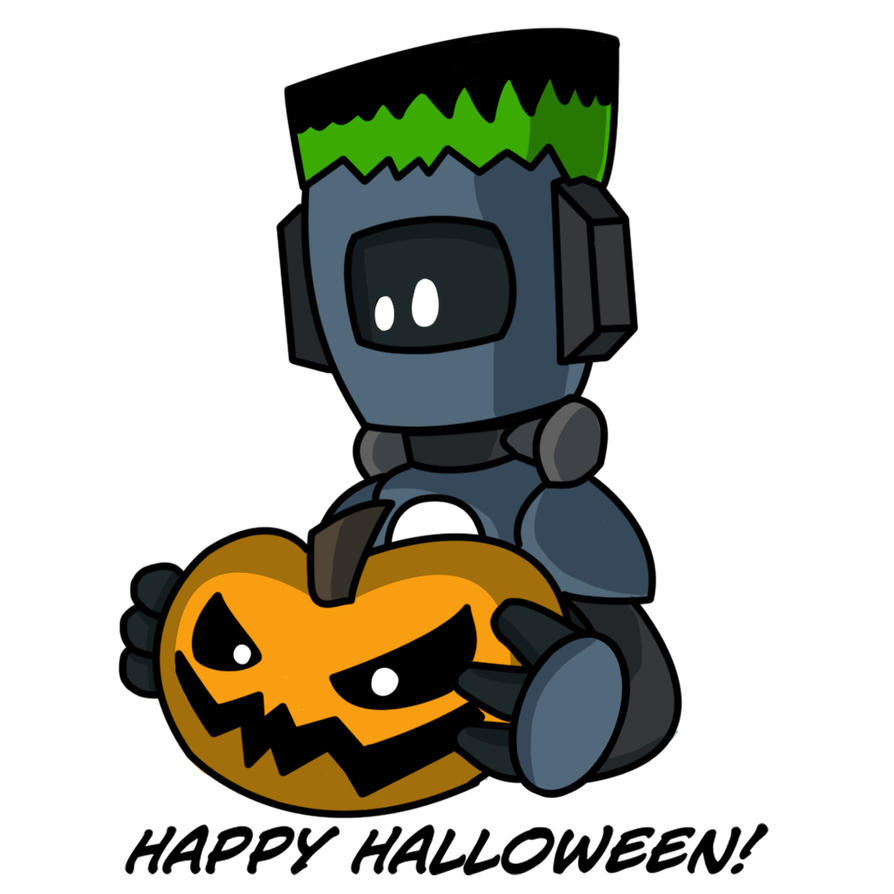 Happy Halloween 2013 by Adam-Clowery