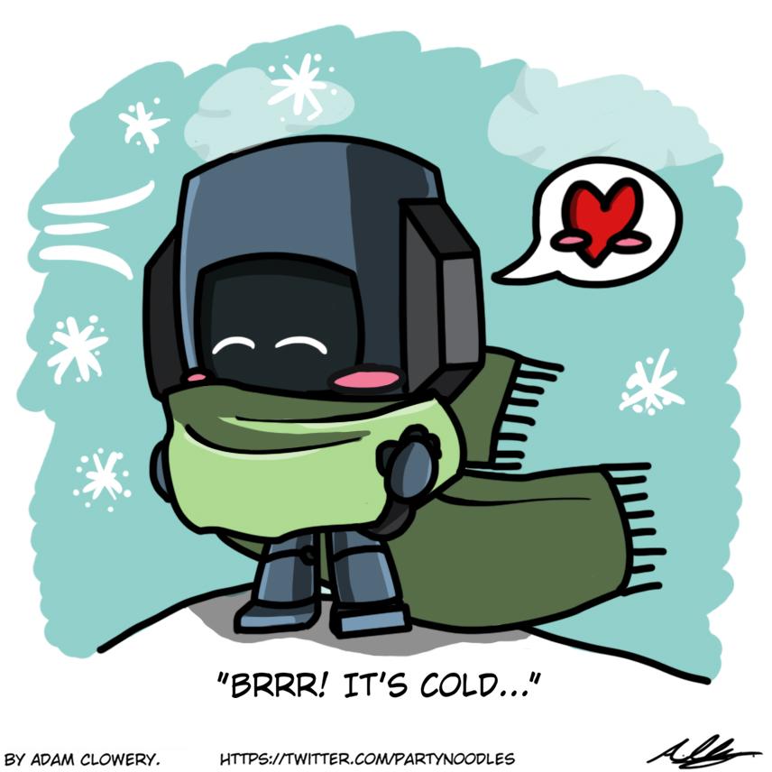 Brrr! by Adam-Clowery