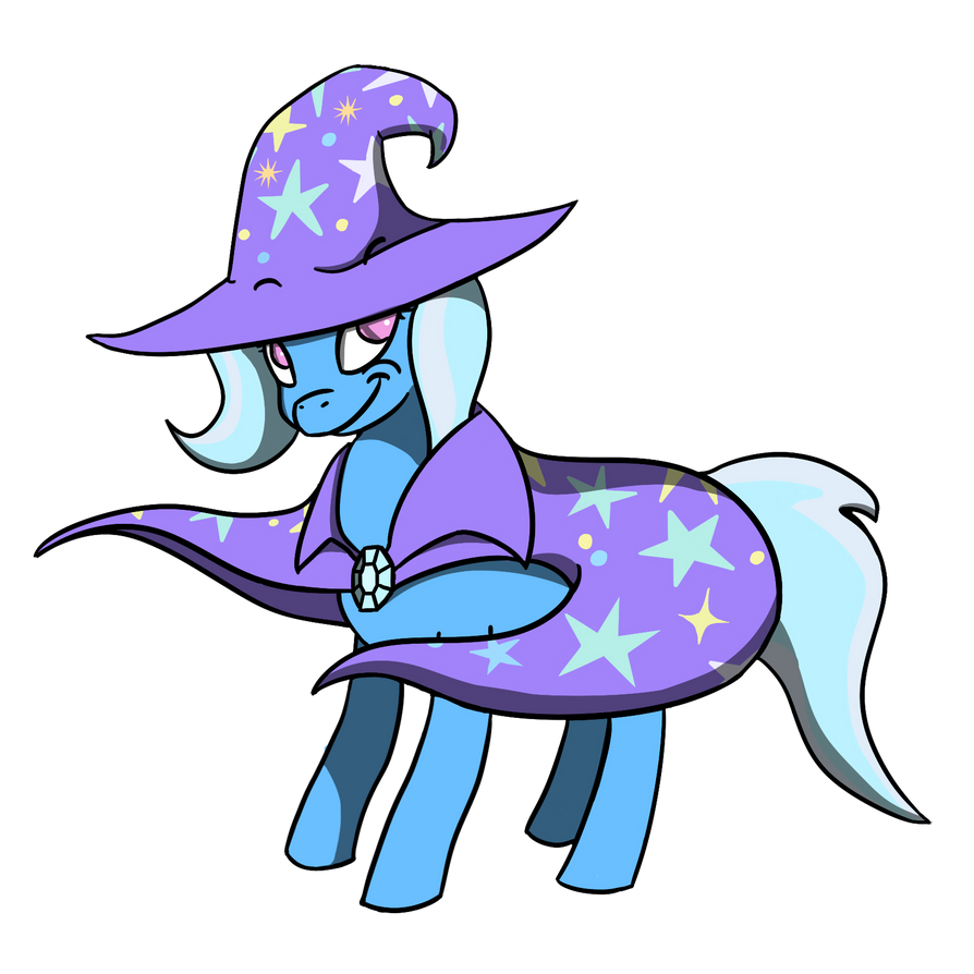 Trixie by Adam-Clowery