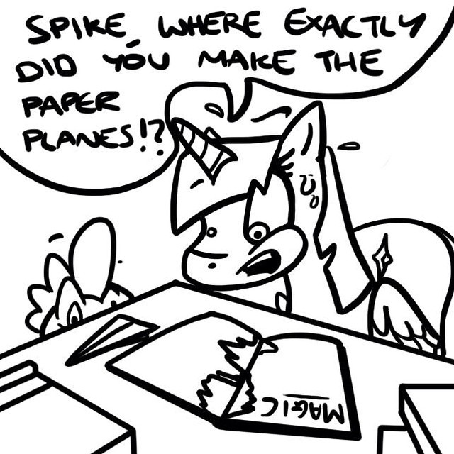 Paper Planes by Adam-Clowery