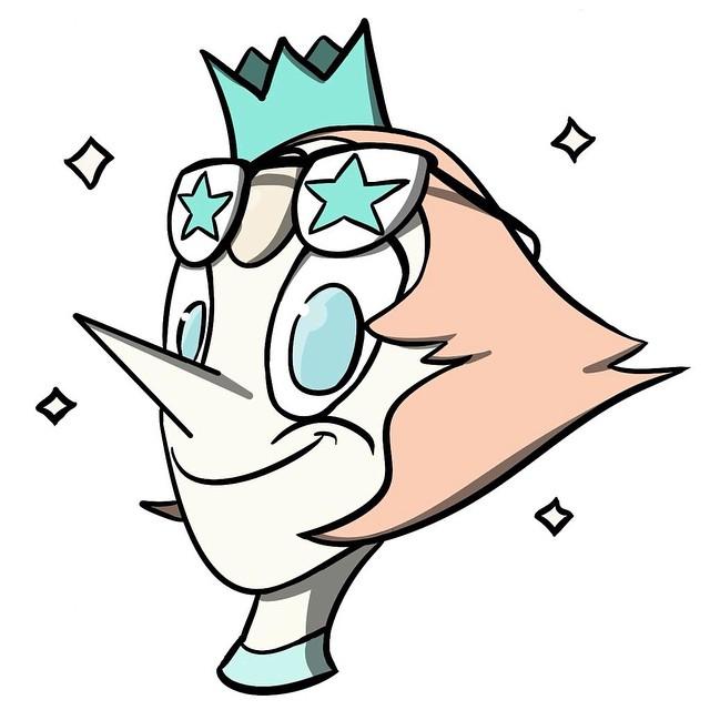 Go Pearl! by Adam-Clowery
