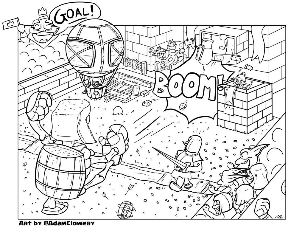 Goal! by Adam-Clowery