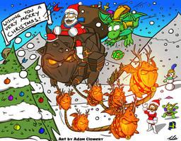 Merry Christmas! by Adam-Clowery