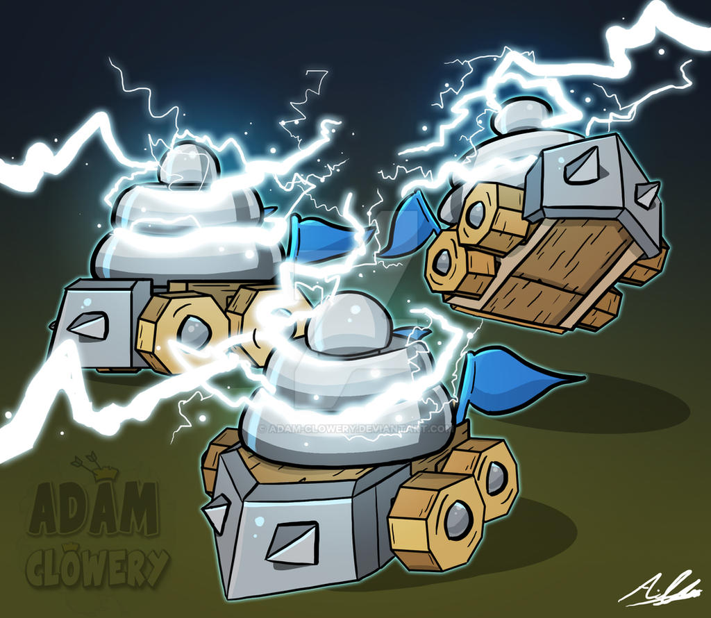 Zappies by Adam-Clowery