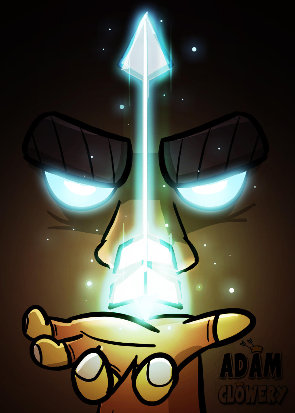 Magic Archer by Adam-Clowery