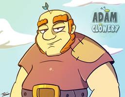 Giant by Adam-Clowery
