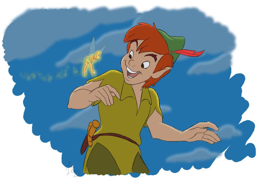 Peter Pan by ZockRock