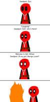 Deadpool's Nightmare Part 1