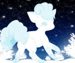 A Winter Vulpix for Adopting(Closed)